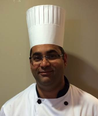 Pawan Sethi - Executive Chef, Lake Cafe
