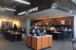 Starbucks - North Campus Location