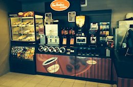 Self Serve Tim Hortons Location