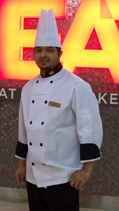 Gaurav Tyagi - CHEF / Production Manager