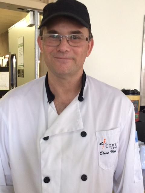 Dave Matthews - Food Service Director