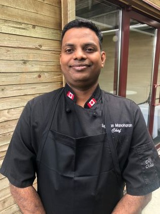 Su (Sugunan) Manoharan - Diamond Alumni Centre, Executive Chef