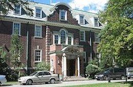 Melinda Seaman Hall (St. Hilda's)