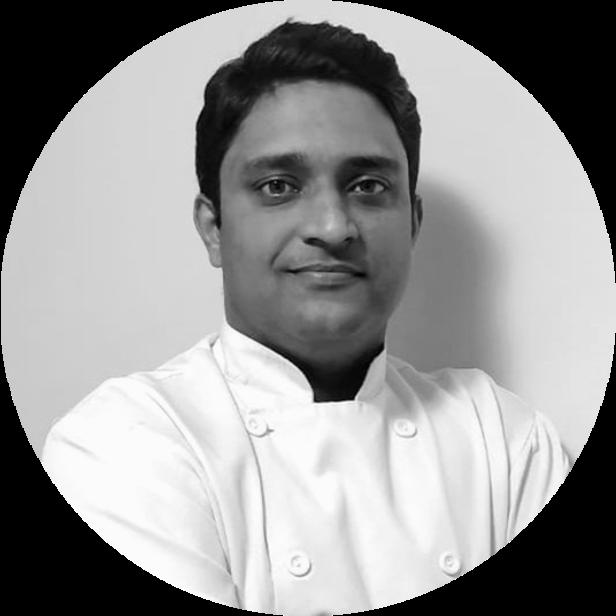 Kiran Ravi - Director of Culinary
