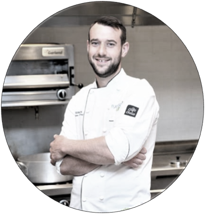Roderick Gruffydd - Director of Culinary