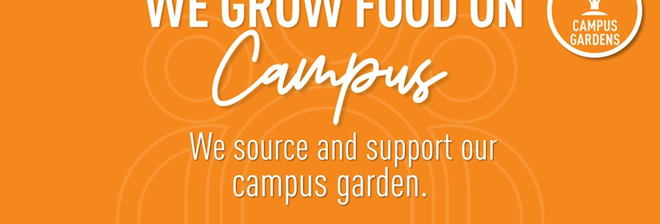 We Grow Food On Campus