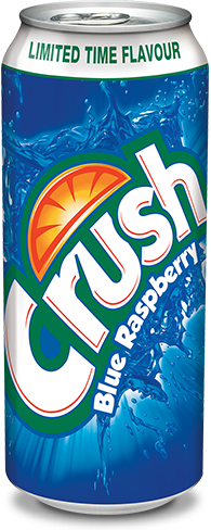 Crush Blue Raspberry