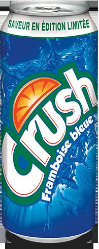 Crush Framboise Bleue