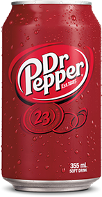 Dr Pepper 355mL Can