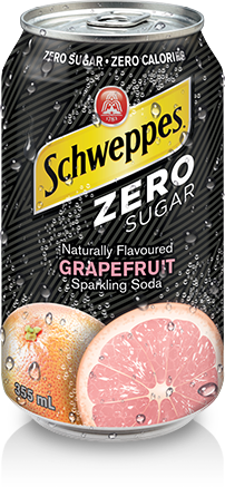 Schweppes Zero Sugar Grapefruit