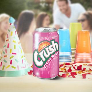 cream soda party