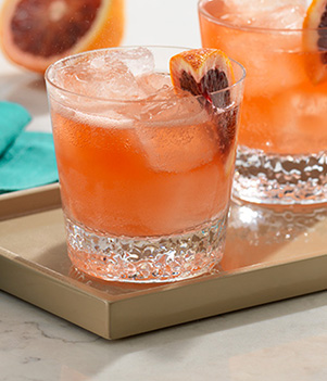 Blood Orange Coco Delight