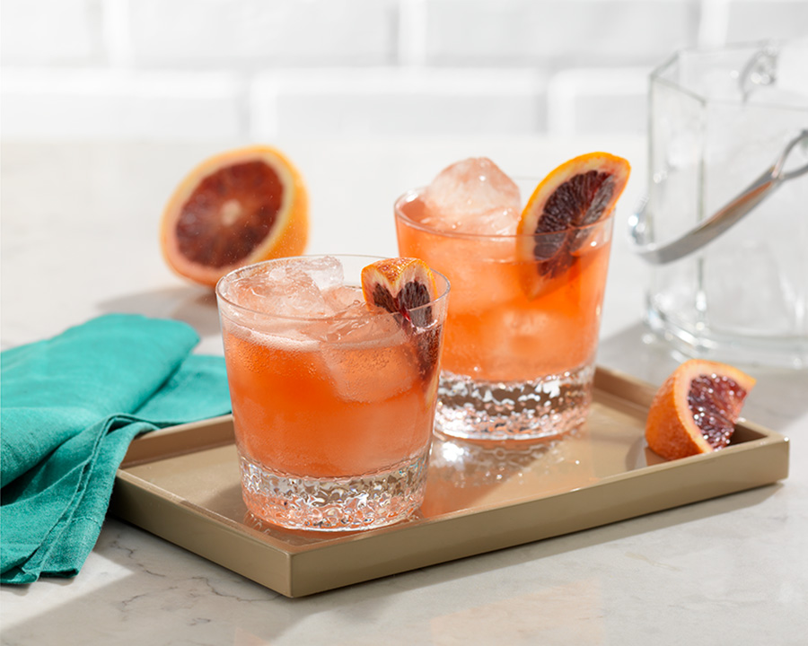 Blood Orange Coco Delight