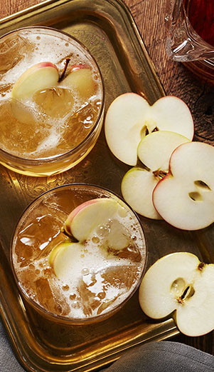 Spiced Apple