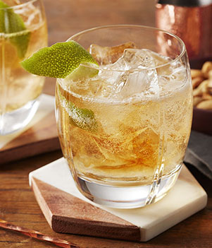 Dark Rum & Tonic