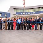 Ribbon Cutting for New South Central Emergency Department, Medical Office Building, Wellness and Rehabilitation Center Held Dece