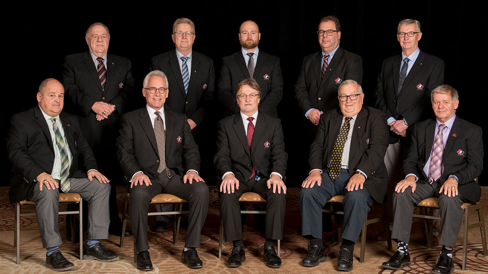 Hockey Canada board of directors 2018
