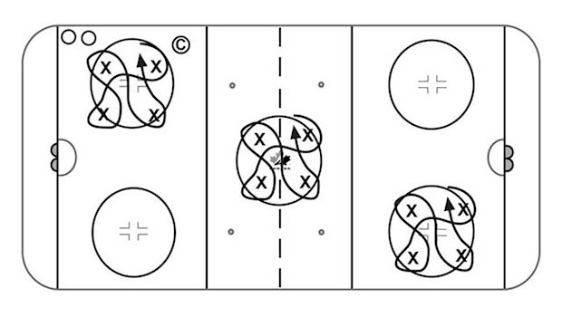 2018 november drill diagram 4 pylon agility