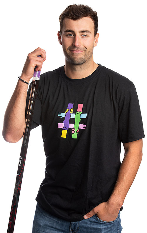 Jordan Eberle - THE CODE t-shirt