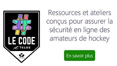 LE CODE ressources