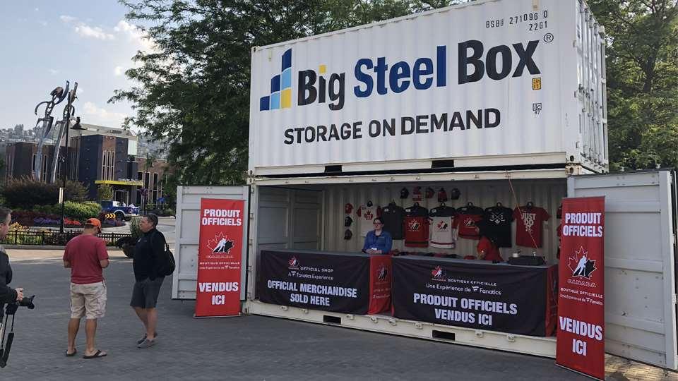 big steel box feature