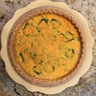 Bacon Jalapeno Popper Quiche