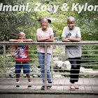 Forever Families: Imani, Zoey and Kylon
