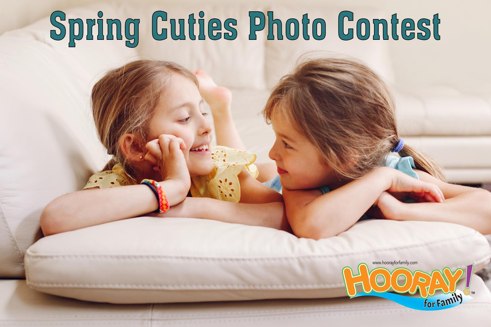 Spring Cuties Photo Contest - Enter to Win