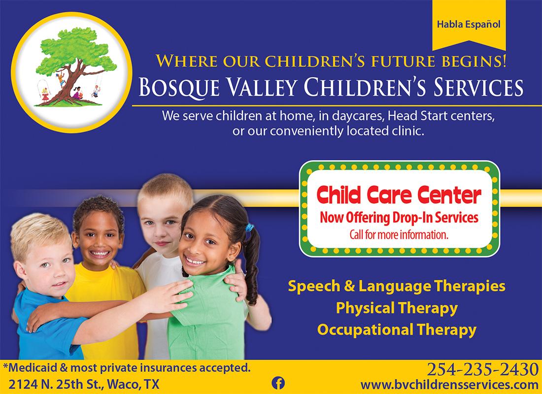 Bosque Valley Children's Services