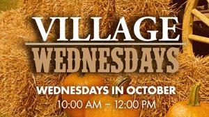 Village Wednesdays at the Mayborn