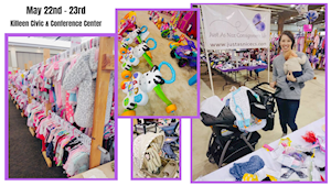 Kids Clothing & Toys Consignment Sale - Killeen