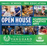 Vanguard College Preparatory School - Open House