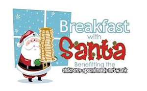 Breakfast with Santa - Cultural Activities Center