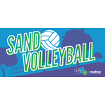 Sand Volleyball at the Park