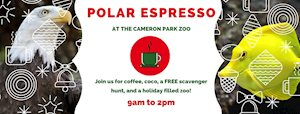 Polar Espresso - Cameron Park Zoo