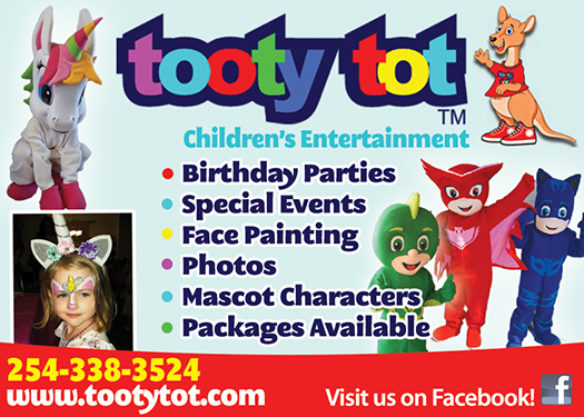 Tooty Tot Children's Entertainment