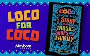 Virtual Author Talks: Loco for Coco