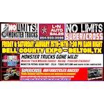 Belton, Texas No Limits Monster Trucks & SuperCross