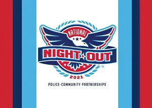Woodway Public Safety Department National Night Out