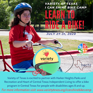 Variety's Bike Camp