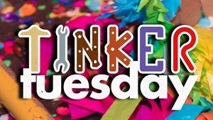 Tinker Tuesdays at the Mayborn