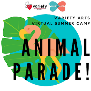 ANIMAL PARADE: Virtual Performance Camp-