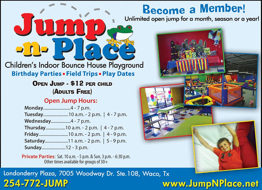 Jump-n-Place