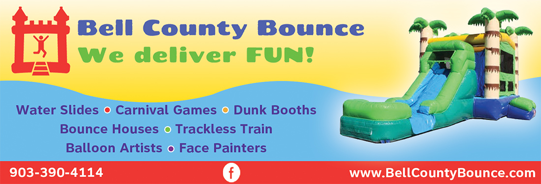 Bell County Bounce Party Rentals