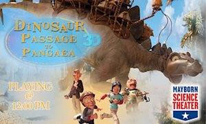 Dinosaur Passage to Pangaea - Mayborn Science Theater