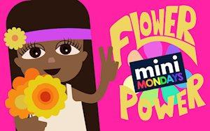 Mayborn Mini Monday: Flower Power
