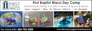 First Baptist Waco Day Camp