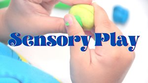 Sensory Play - City of Temple Parks & Recreation