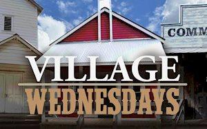 Village Wednesday - Mayborn Museum Complex