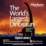 The World's Largest Dinosaurs Exhibit - Mayborn Museum Complex